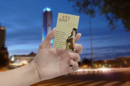 Business Card Hand Mockup - originalmockup
