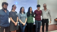 Mesa 2 Lettering y tipografía en el aula Darío Muhafara, Guille Vizzari / Yanina Arabena, Silvia Cordero Vega